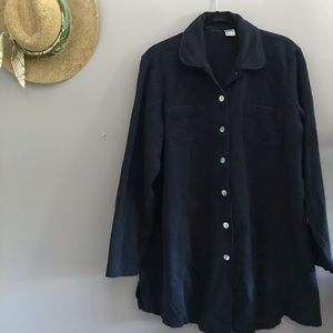 NEW Navy Cord Jacket